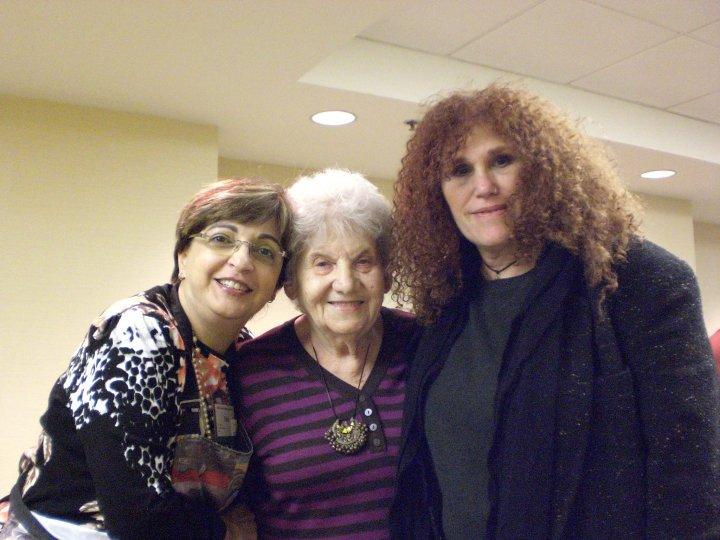 Ilana Shaffir - SAMA Conference in Chicago 2010